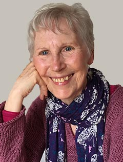 Lesley Hayes, author