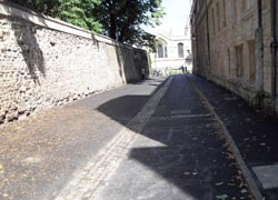 Brasenose Lane, Oxford